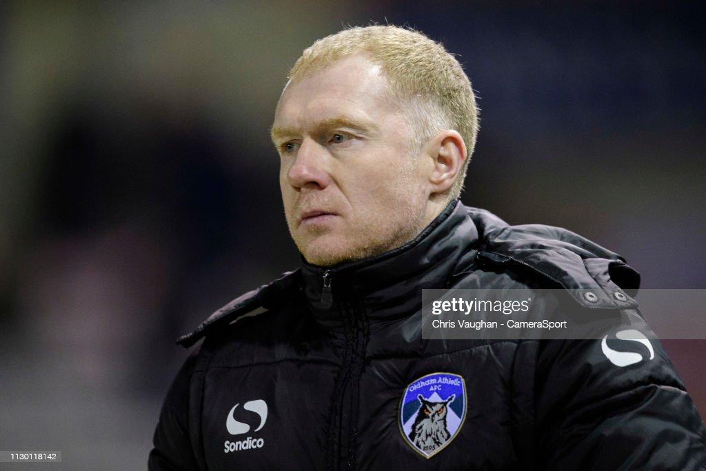 Lincoln City v Oldham Athletic - Sky Bet League Two : News Photo