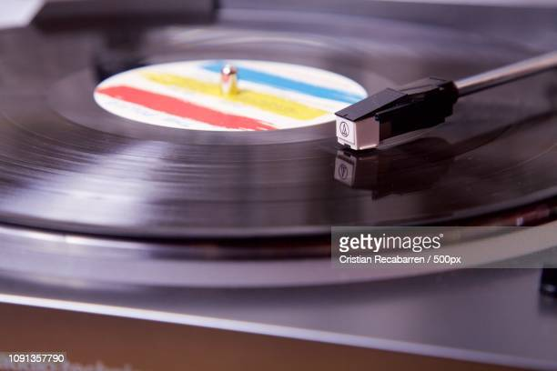 oldie - opslagmedia voor analoge audio stockfoto's en -beelden