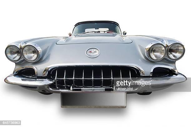 Oldtimer 'Chevrolet Corvette' Baujahr 1958 Oldtimer 'Chevrolet Corvette' 1958