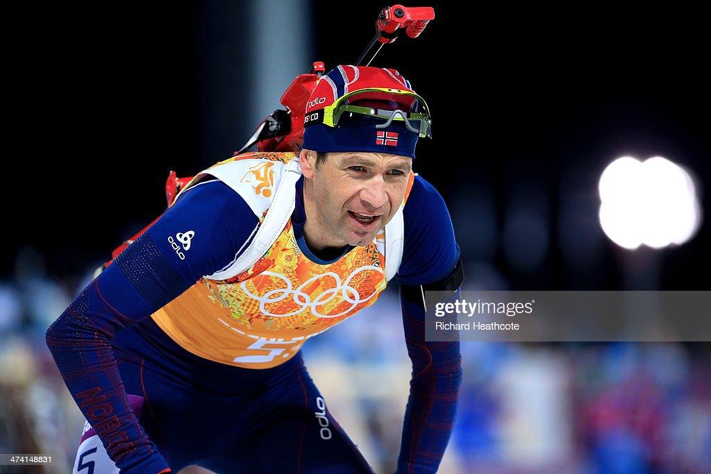 Biathlon - Winter Olympics Day 15 : Photo d'actualité