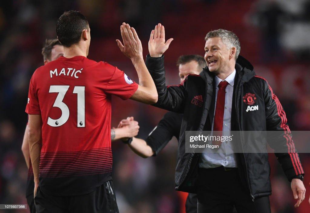 Manchester United v AFC Bournemouth - Premier League : News Photo