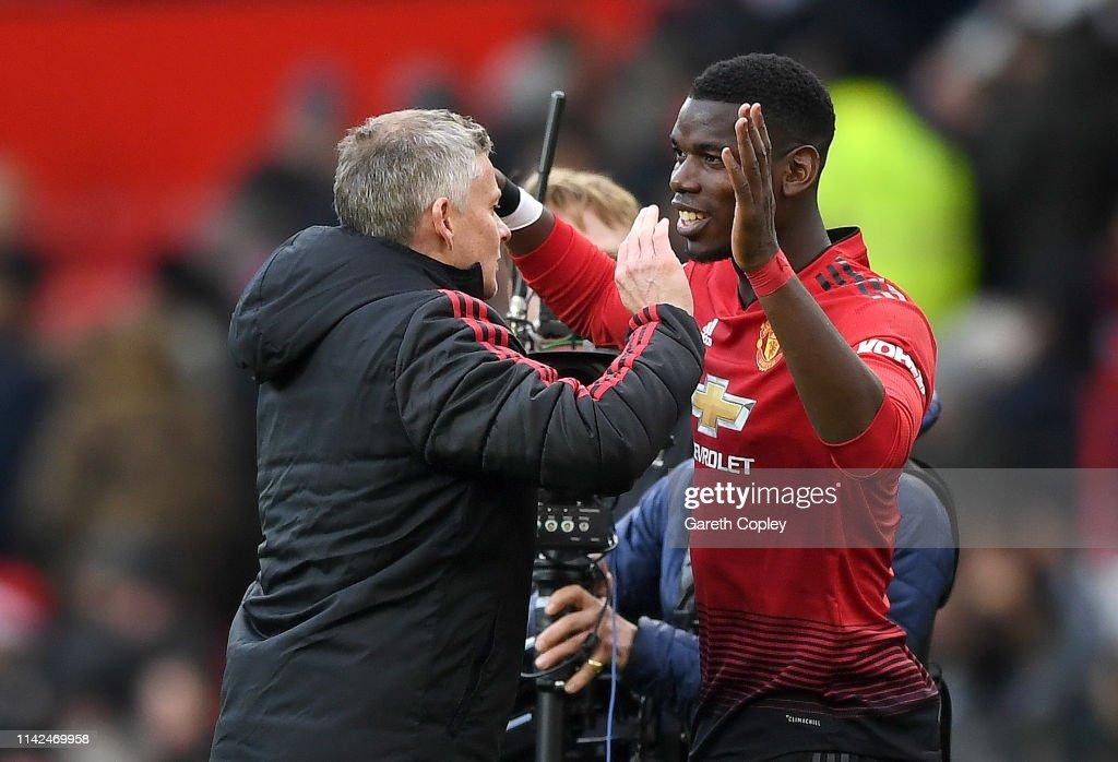 Manchester United v West Ham United - Premier League : Foto jornalística
