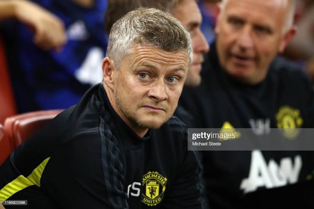 Manchester United v AC Milan - 2019 International Champions Cup : News Photo