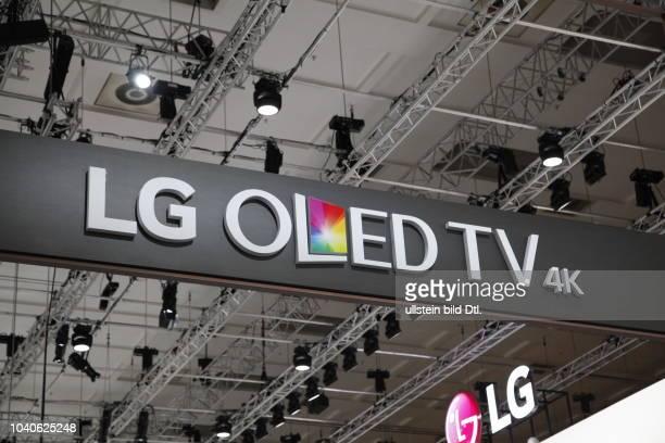 LG Oled TV 4K auf der IFA 2016