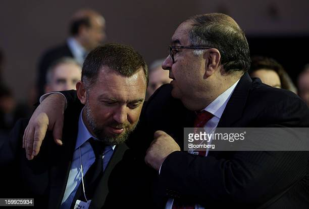 Alisher Usmanov Pictures and Photos - Getty Images