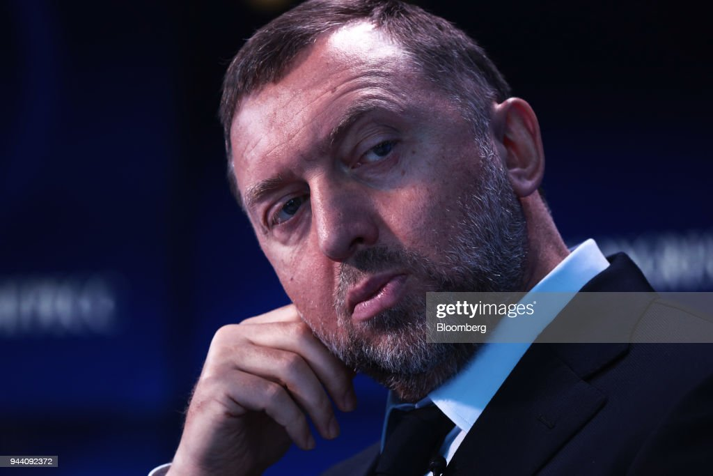 File: Deripaska, Russian Billionaire To Global Outcast : News Photo