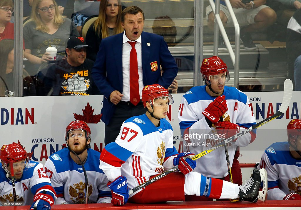 World Cup Of Hockey 2016 - Russia v Canada