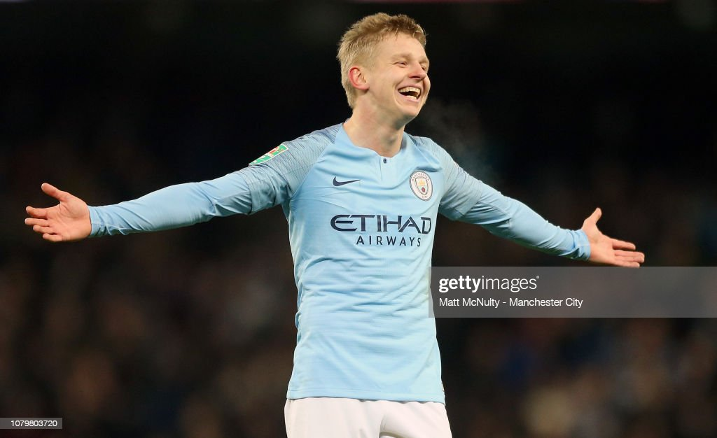 Manchester City v Burton Albion - Carabao Cup Semi Final: First Leg : News Photo