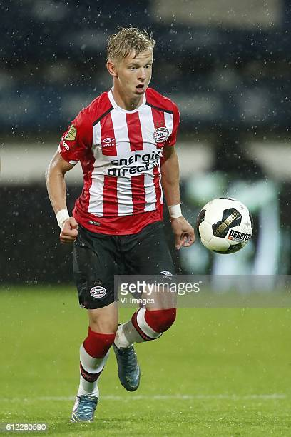 Oleksandr Zinchenko of PSVduring the Dutch Eredivisie match between sc Heerenveen and PSV Eindhoven at Abe Lenstra Stadium on October 01 2016 in...