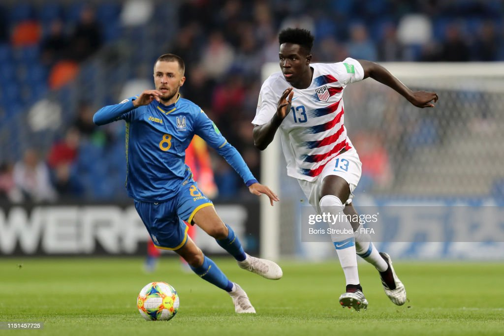 POL: Ukraine v USA: Group D - 2019 FIFA U-20 World Cup