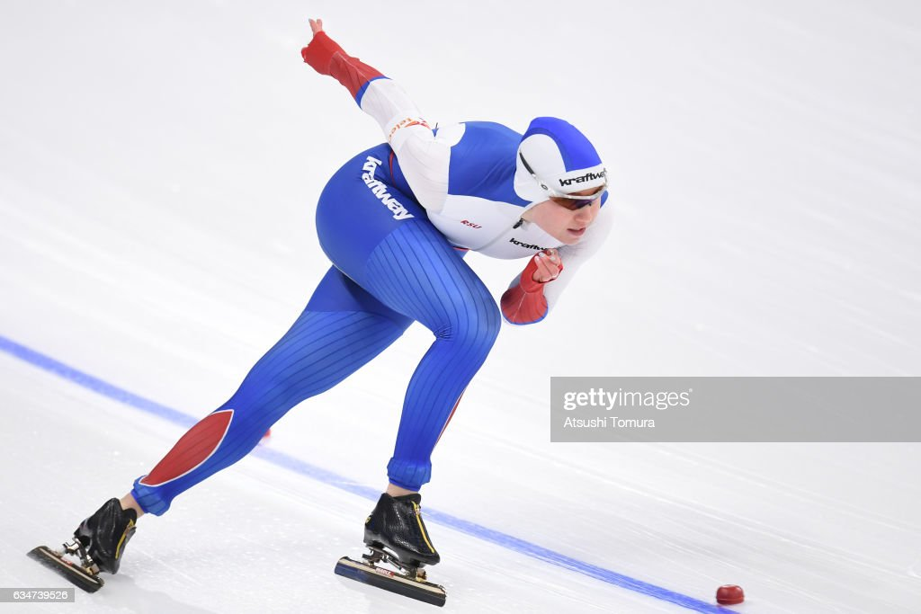 ISU World Single Distances Speed Skating Championships - Gangneung - Day 3