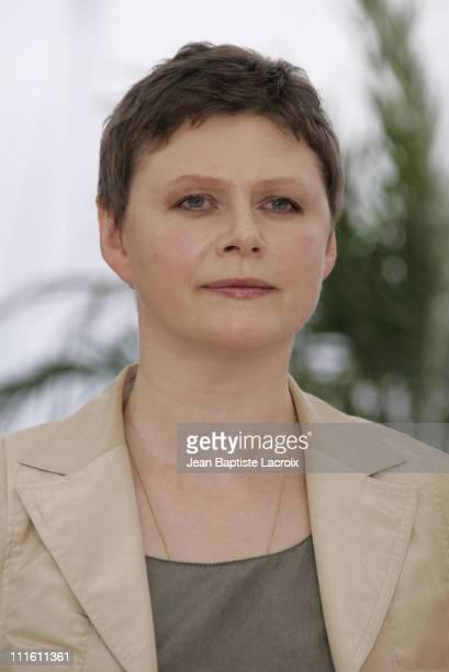 Olga Konskaya during 2007 Cannes Film Festival Rebellion The Litvinenko Case Photocall at Palais des Festivals in Cannes France