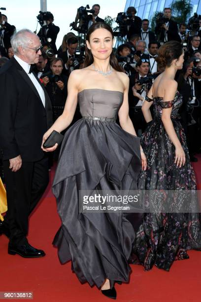 Olga Kurylenko attends the Closing Ceremony screening of 'The Man Who Killed Don Quixote' during the 71st annual Cannes Film Festival at Palais des...