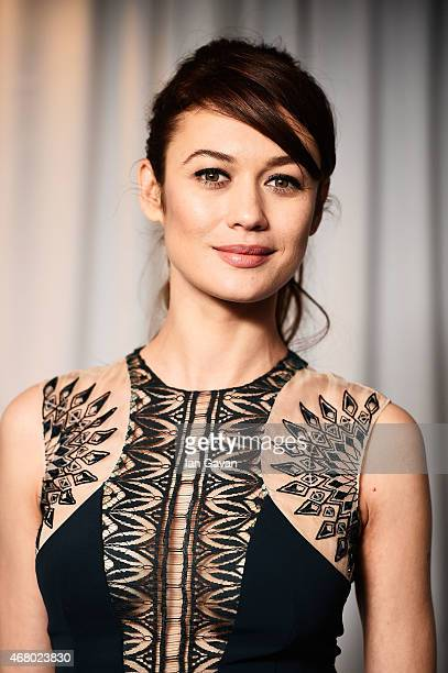 Olga Kurylenko attends the Jameson Empire Awards 2015 at Grosvenor House Hotel on March 29 2015 in London England