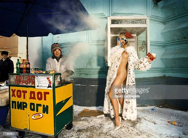Olga McDonald Olga McDonald by David LaChapelle Olga McDonald Playboy Russia May 1 2003