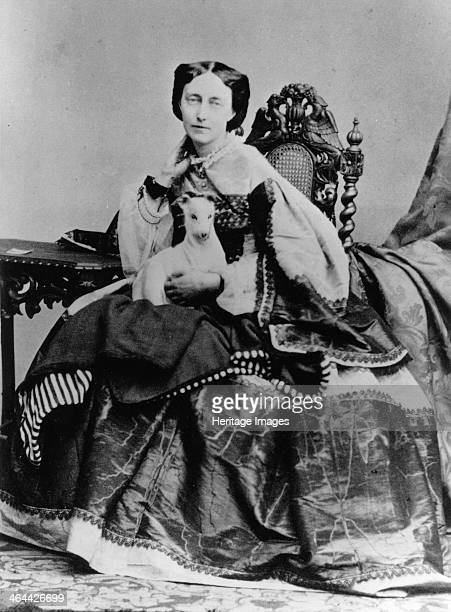 Olga Nikolaevna Queen of Württemberg c1860c1867 Grand Duchess Olga Nikolaevna was the second daughter of Tsar Nicholas I and Alexandra Feodorovna She...