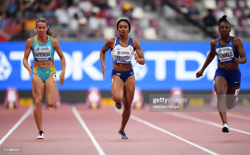 17th IAAF World Athletics Championships Doha 2019 - Day Two : News Photo