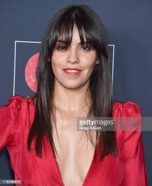 Olga Segura arrives at the Go Campaign's 13th Annual Go Gala at NeueHouse Hollywood on November 16 2019 in Los Angeles California