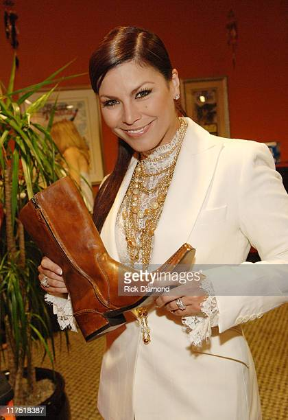 Olga Tanon during 2006 Billboard Latin Music Conference and Awards Backstage Creations Talent Retreat Day 2 at Seminole Hard Rock Hotel and Casino in...