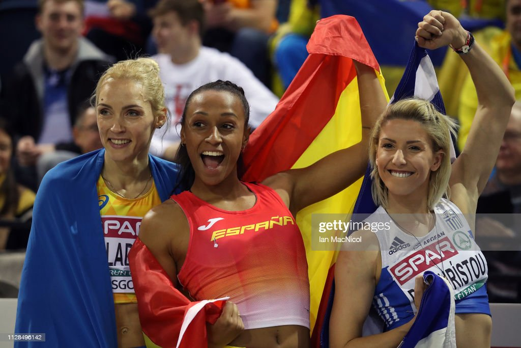 2019 European Athletics Indoor Championships - Day Three : News Photo