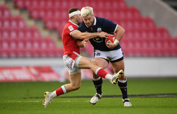 GBR: Wales v Scotland - Guinness Six Nations