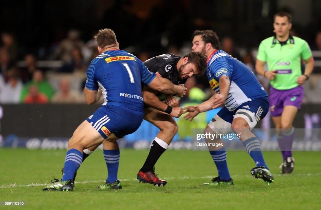 Super Rugby Rd 14 - Sharks v Stormers