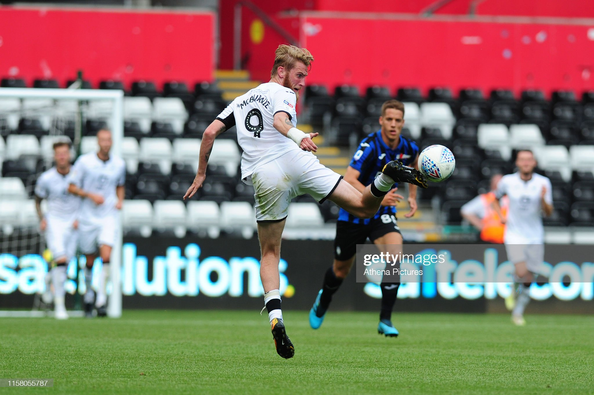 Swansea City v Atalanta - Pre-Season freindly : News Photo