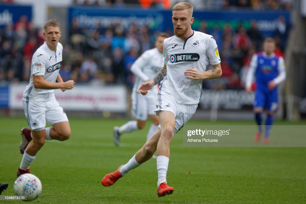 Swansea City v Ipswich Town - Sky Bet Championship : News Photo