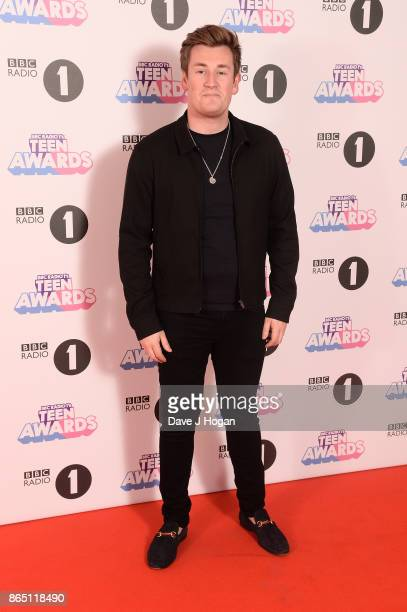 Oli White attends the BBC Radio 1 Teen Awards 2017 at Wembley Arena on October 22 2017 in London England