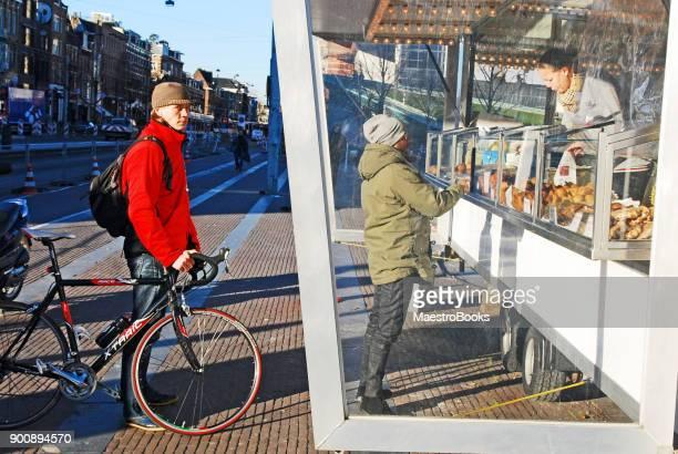 Olibollen tijd in Nederland
