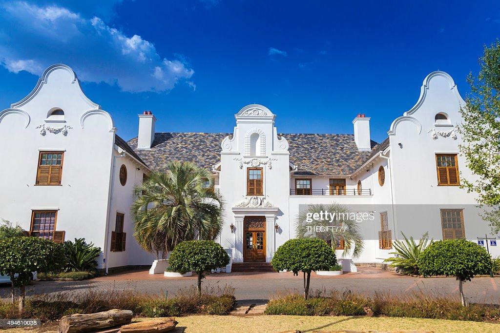 Oliewenhuis musem and art gallery in Bloemfontein : Stock Photo