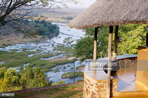 olifants camp in kruger park, south africa - mpumalanga province stock pictures, royalty-free photos & images