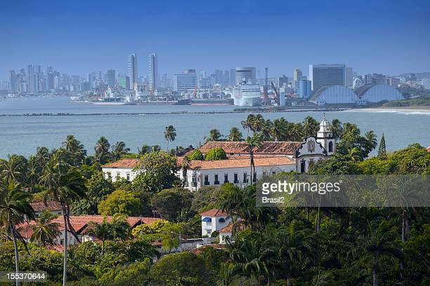 olinda and recife - recife stock pictures, royalty-free photos & images