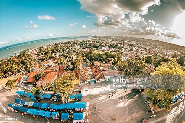 olinda city - historical and cultural heritage of - filho bildbanksfoton och bilder