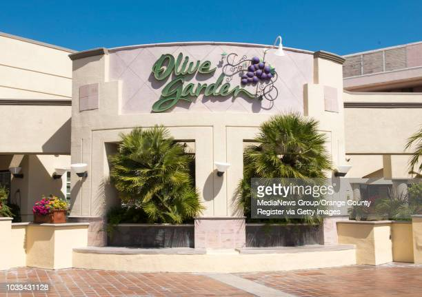 Olive Garden at MainPlace Mall in Santa Ana on Thursday May 18 2017
