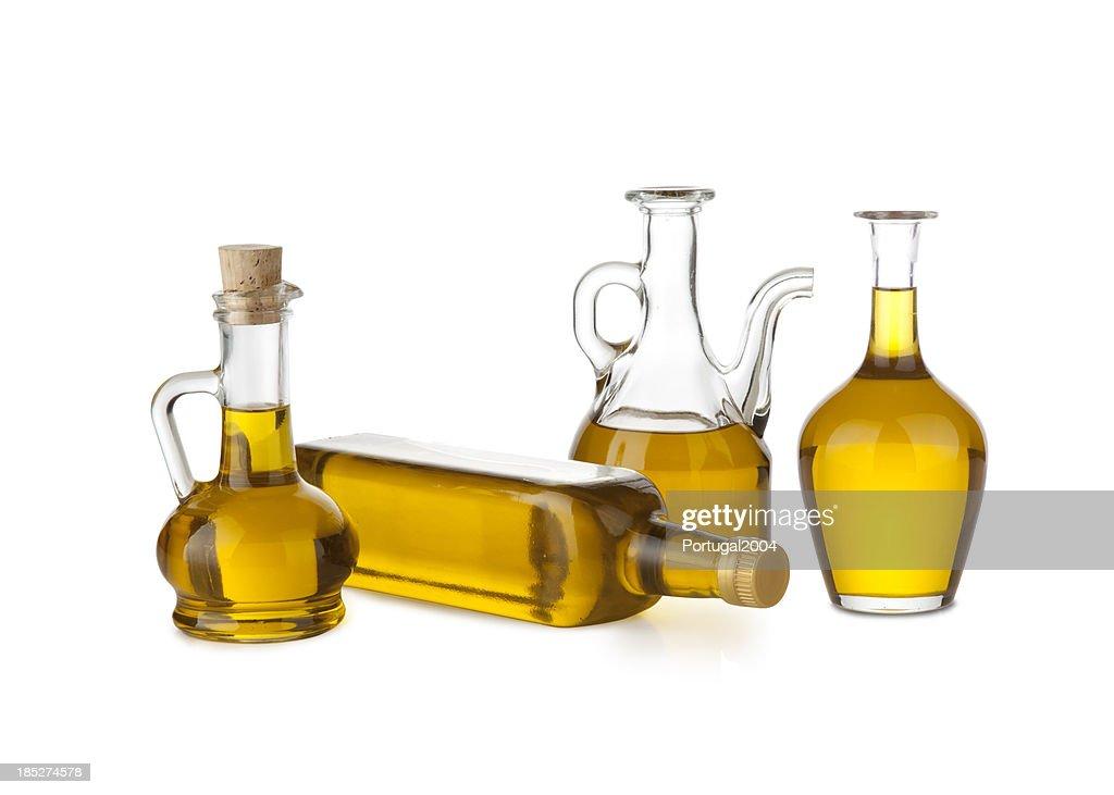 Olive Oil bottle. : Stock Photo