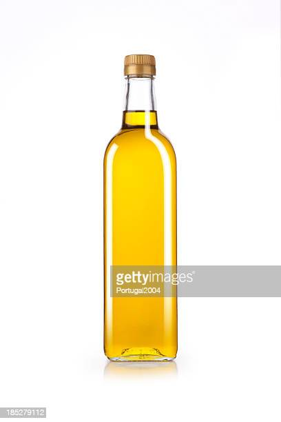 olive oil bottle - oil stock pictures, royalty-free photos & images
