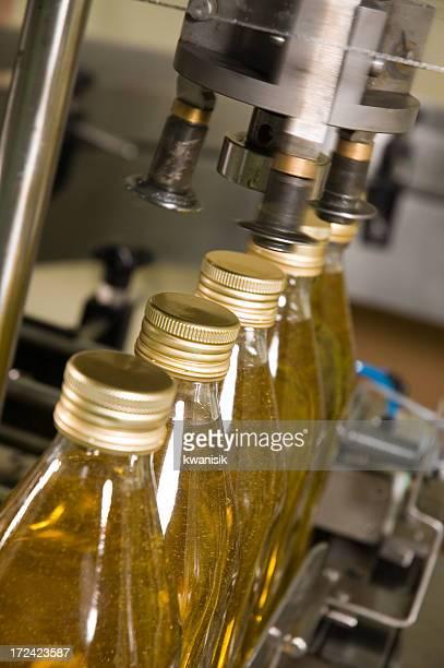 Usine d'huile d'olive