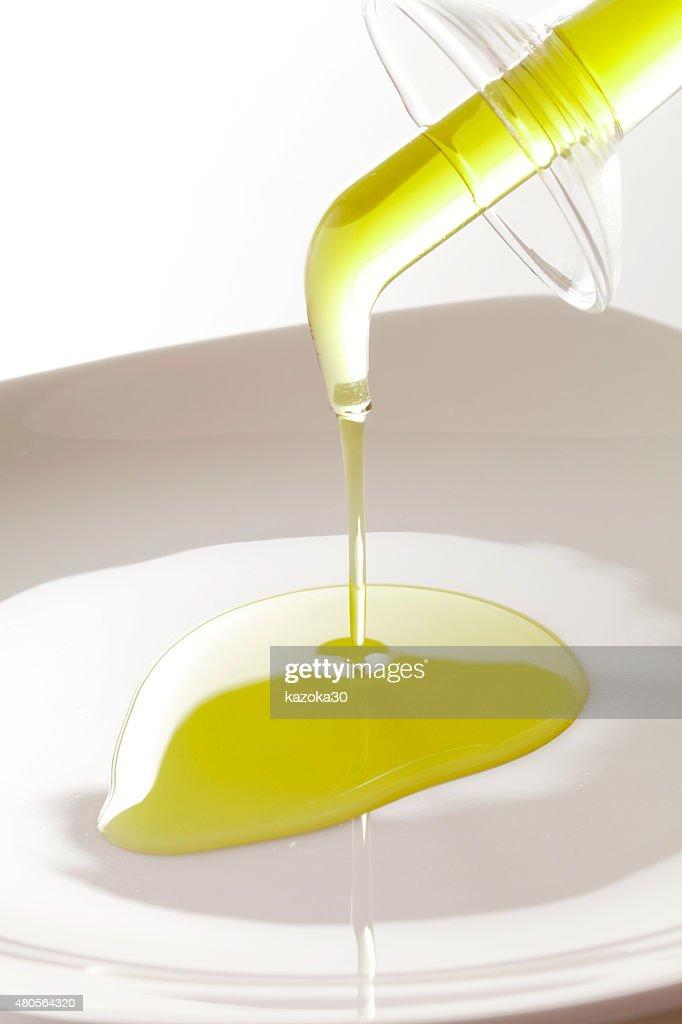 Olive oil : Stock Photo