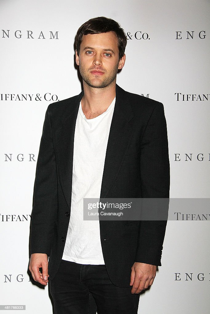 Oliver Ackland attends the 'Engram' screening at the Celeste Bartos Theater at the Museum of Modern Art on March 31, 2014 in New York City.