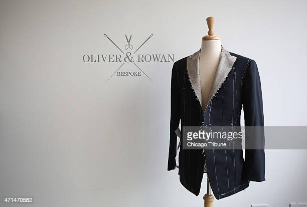 Oliver and Rowan Bespoke in Chicago's West Loop celebrates the dwindling art of 'bespoke' suits 'Bespoke' traditionally means that a tailor who has...