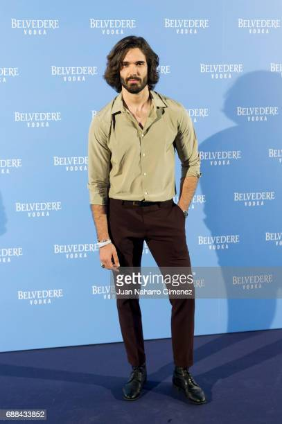 Oliver attends the Belvedere Vodka party at the Pavon Kamikaze Teather on May 25 2017 in Madrid Spain