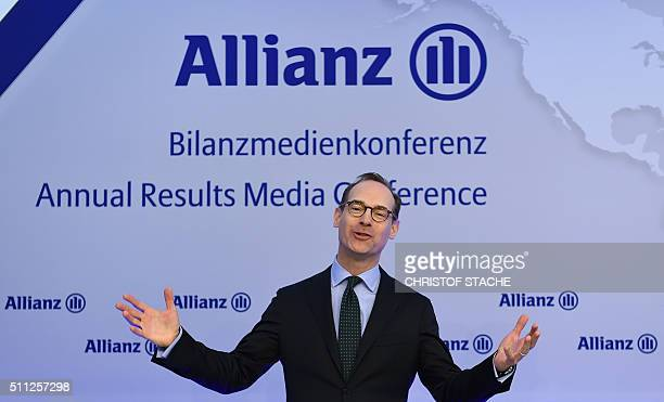 Allianz Oliver Baete Fotografías e imágenes de stock ...