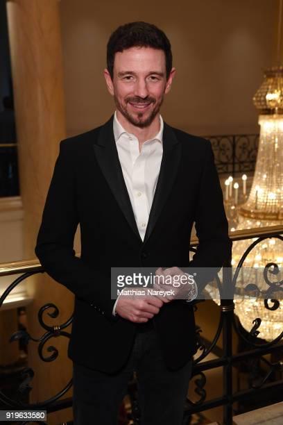 Oliver Berben attends the Medienboard BerlinBrandenburg Reception during the 68th Berlinale International Film Festival Berlin at on February 17 2018...