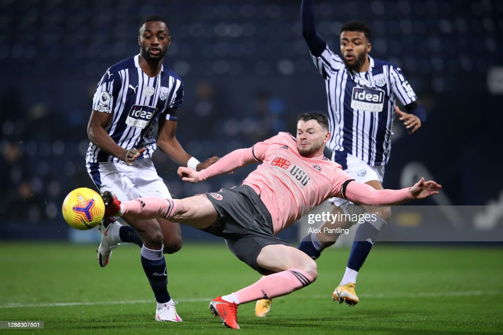 West Bromwich Albion v Sheffield United - Premier League : ニュース写真