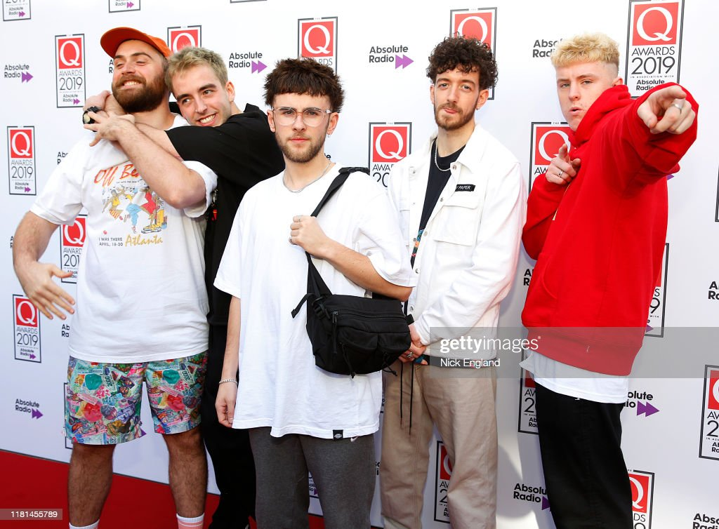 Q Awards 2019 - Red Carpet Arrivals : News Photo