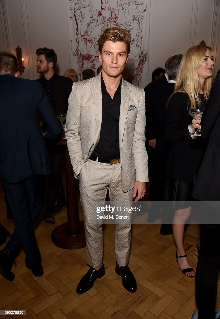 GQ Hosts London Fashion Week Men's Closing Dinner At The Ned : News Photo