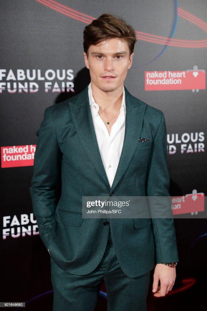 Naked Heart Foundation's Fabulous Fund Fair - LFW February 2018 : Foto di attualità