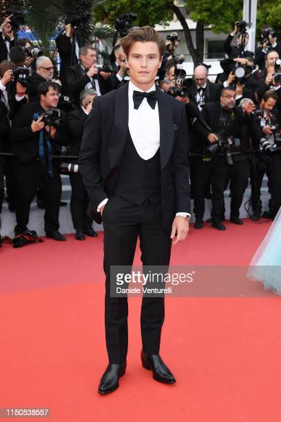 Oliver Cheshire attends the screening of La Belle Epoque during the 72nd annual Cannes Film Festival on May 20 2019 in Cannes France