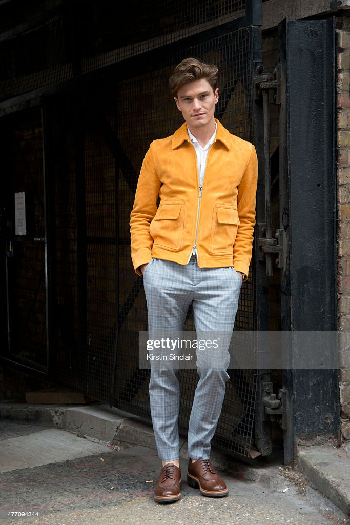 Day 2 - Street Style - London Collections Men SS16